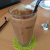 カメリア - ドリンク写真:アイスコーヒー