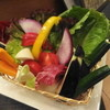 松まつもと - 料理写真:お野菜のお造り  全て生でいただくのですよ!