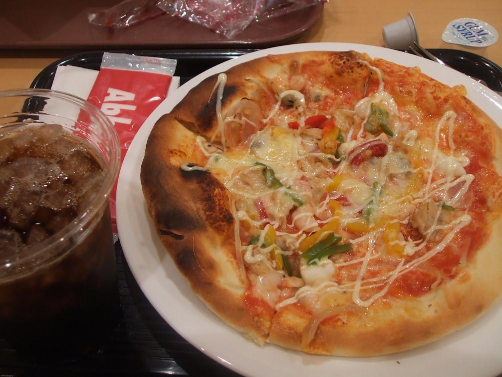 ピザ アボカーレ 日和田店