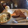 かふぇ ぼくんち - 料理写真:トーストモーニング!