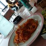 レストランさくら - ナポリタン