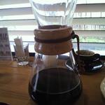フラットホワイトコーヒーファクトリー - パナマ「ヴィラ・ドニア農場」(ケメックス)