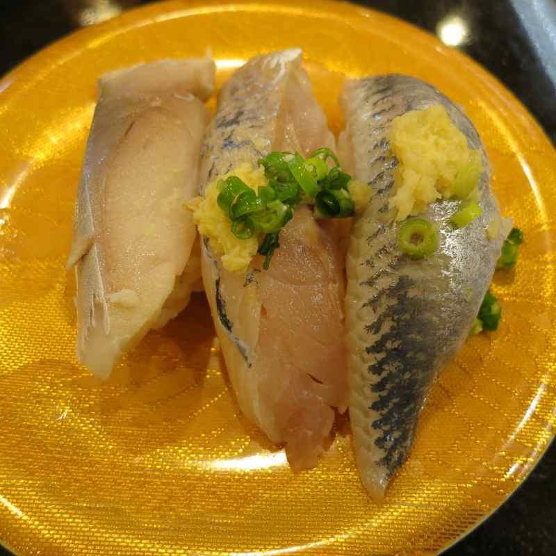 グルメ廻転寿司  まぐろ問屋 めぐみ水産 戸田公園店