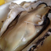 塩竈かき小屋 - 料理写真:どこまでも食べれそうな大粒の新鮮な牡蠣でしたが・・・
