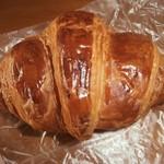 パン屋 プラティニ - クロワッサン