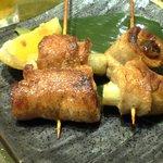 海鮮処 寿し常 町田東急ツインズ店 - マグロの焼き物