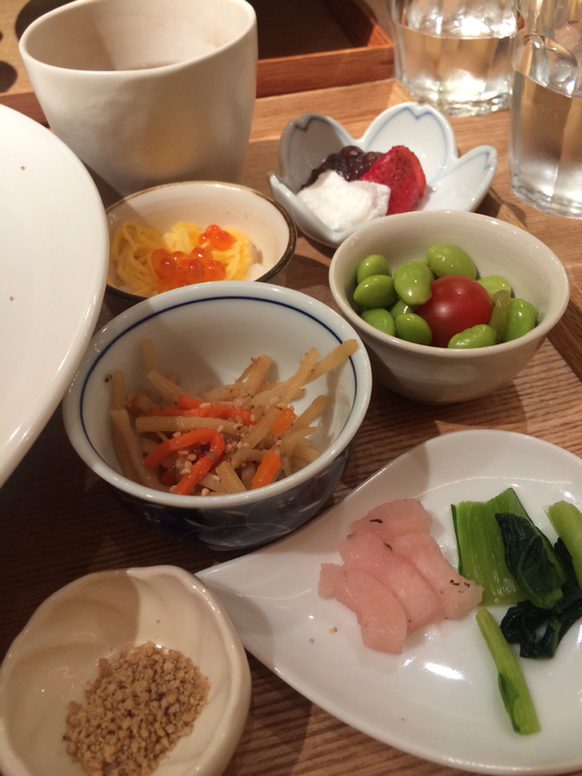 めん、色いろ。いつでも、おやつ。 京都