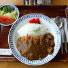 新潟大学医歯学総合病院食堂 - 料理写真:カツカレー