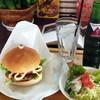 カフェ デ ルース - 料理写真:当別バーガーセット
