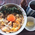 ラ・モンステラ - 親子丼