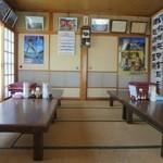 てんぐ食堂 - 店内(2)