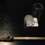 夕凪橋 多古安 - 箸置きが何ともカワイイw