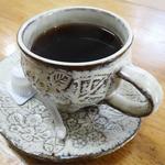 カフェ・マザー - 2014.04デザートセット(600円)コーヒー