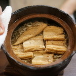 GINZA 水野 - 穴子ご飯
