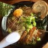 葉隠一番 - 料理写真:ラーメン単品だと¥550