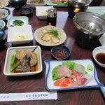 民宿 500マイル - 夕食 8900円コース