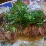 小割烹料理こっぽう - 大和地鶏 もものたたき