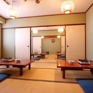 【名物】猪鍋コース「6300円〜」全席お座敷でご案...