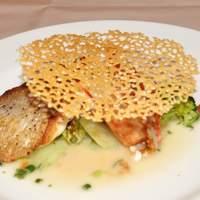 ビストロ ル ポール - 魚料理の一品