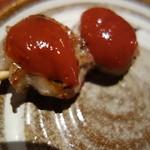 炭焼おっけい - 豚梅紫蘇(うめ多すぎ)