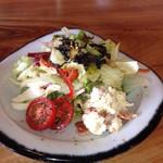 SOHSOH - ミニサラダ、トマト塩麹サラダ、ミニカマンベールポテトサラダ