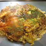 Masaru - そば肉玉 750円