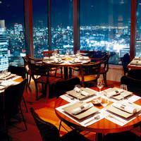 東京丸の内ビル35階 旬の食材を贅沢に使用した、伝統的タイ料理を極上の夜景とともに