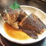 鳥正 - 煮魚ソイ(税別600円)