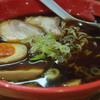 麺家 いろは - 料理写真:富山ブラック味玉ラーメン(870円)