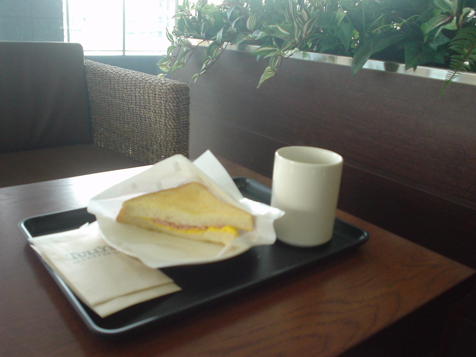 タリーズコーヒー 大崎センタービル店