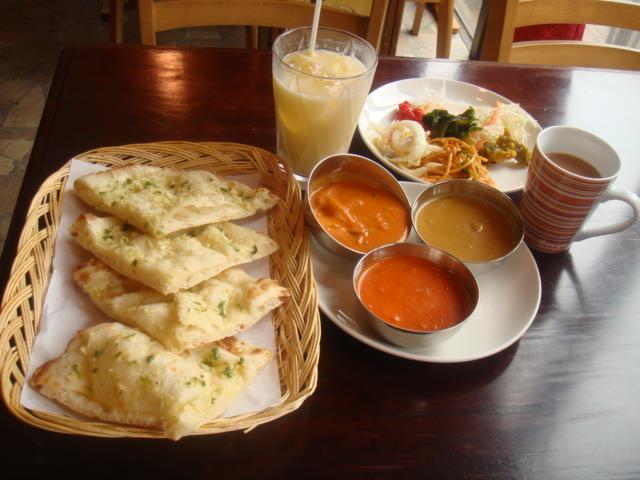 インド料理 サマン