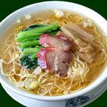 横浜中華街 揚州麺房 - ラーメン【700円】