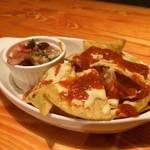 メキシカンな食堂TacoTaco - これ早く出てきます!美味しいですよ~!