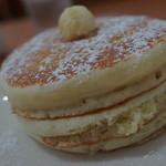 パンケーキcafe あいあん - プレーンパンケーキ