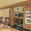 鉄板劇場 鑽々 - 外観写真:外観 右のショーケースは、ビオワインと地酒!