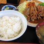 食創庵 - 焼肉定食