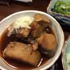 一喜 - 料理写真:ブリ大根 550円