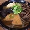 山の茶屋 - 料理写真:山菜そば750円