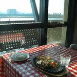 レストランさくら - ハンバーグライスと風景