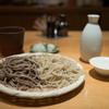 手打ちそば 舞鶴 - 料理写真:二色蕎麦と日本酒 玉川