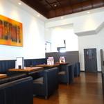 グリーンハウス - レストラン&カフェ グリーンハウス・店内