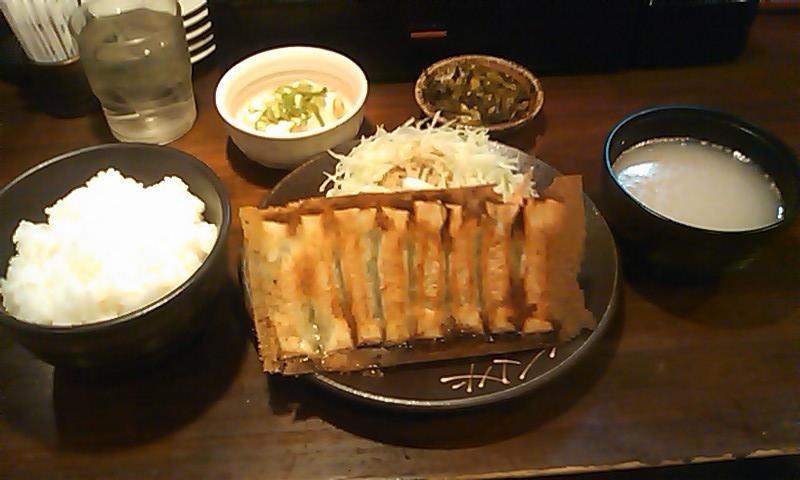 浪花ひとくち餃子 餃々 錦糸町店
