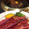 いろりや - 料理写真:焼肉定食(税込み880円)。ライス、スープ、キムチなどが付いてます。