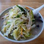 中国菜館 美幸 - 料理写真:チャンポン