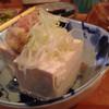 ニュー呑呑 - 料理写真:冷奴