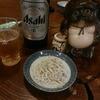 福島屋 - 料理写真:ビール&お通し
