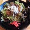 長崎ちゃんめん - 料理写真:夏季限定牛すじつけ麺853円