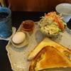 旬菜&カフェ - 料理写真:モーニングの本日のパンセット550円