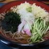 生そば たぬき - 料理写真:冷やしたぬきそば(750円)