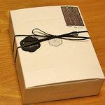 フラウアツコ かやしな - お土産にもおすすめ「かやしなバームクーヘン」